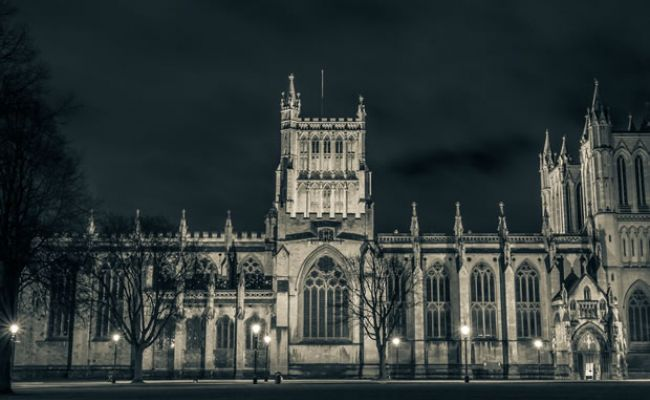 Haunted Places to visit in Bristol this Halloween