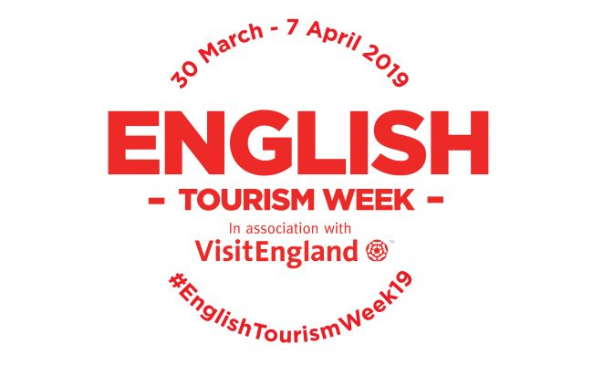 It's English Tourism Week