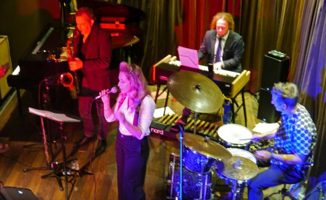 Bristol Bloggers experience Jazz at Future Inns