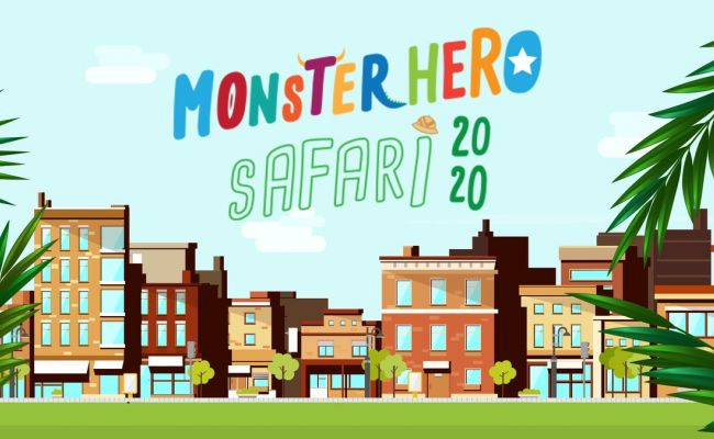 Things to do with the family in Plymouth – Monster Hero Safari