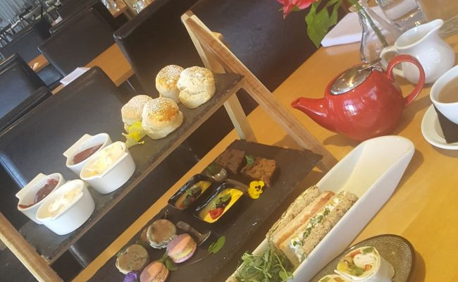 Afternoon Tea Cardiff Review