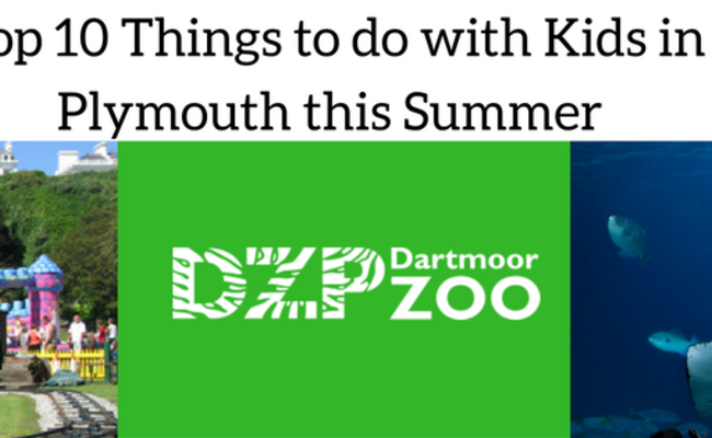Top 10 Things to do with Kids in Plymouth this Summer