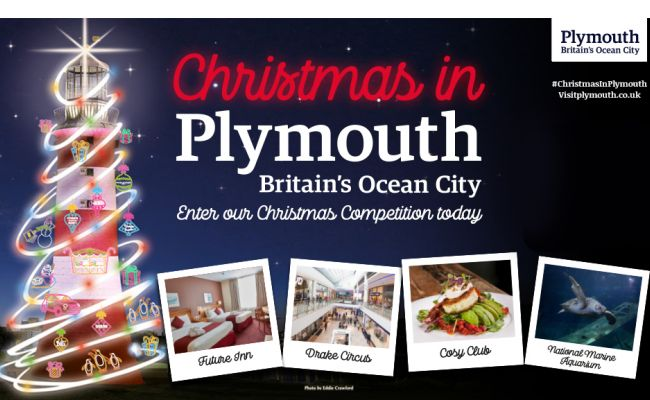 Christmas In Plymouth: Win a Family Break with Visit Plymouth