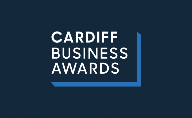 We are a Finalist in the Cardiff Business Awards 2019